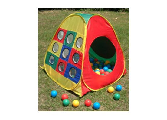 Палатка-игра c мячиками HELLO