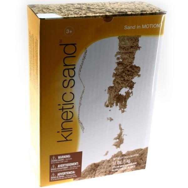 Кинетический песок Kinetic Sand 5 кг.