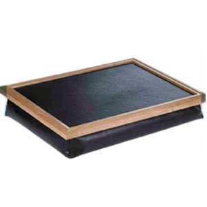 Поднос на мягкой подушке «Кожа»