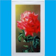 Картина Красная роза