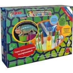 Детский набор для опытов Хамелеон. Разноцветные фокусы