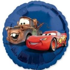 Шар CARS Blue