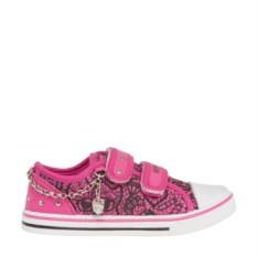 Розовые кеды Monster High