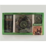 Подарочный новогодний набор (зеленый)