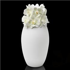 Фарфоровая ваза Россыпь орхидей