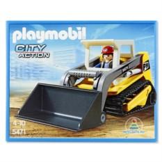 Игровой набор Playmobil «Стройплощадка: Мини-экскаватор»