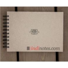 Скетчбук-блокнот Falafel Sketchbook S4 Grey A4