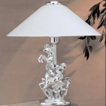 Лампа Три коня
