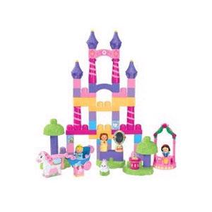 Mega Bloks: Подар.набор «Принцессы»