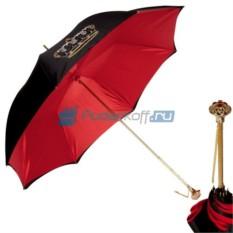 Зонт-трость Pasotti Queen Swarovski