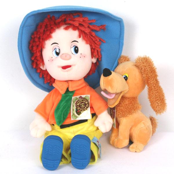 Набор игрушек «Незнайка»