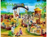 Игровой набор Большой зоопарк, Playmobil