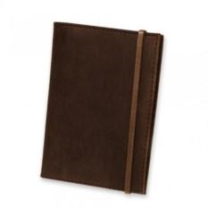 Кожаная обложка на паспорт Blanknote 1.0 Орех