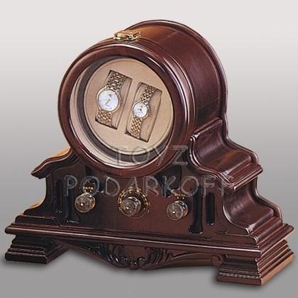 Шкатулка для подзарядки часов с автоподзаводкой + радио