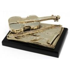 Скульптура Лучшему скрипачу