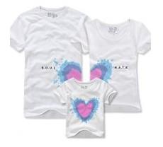 """Семейные футболки """"Родная душа"""""""