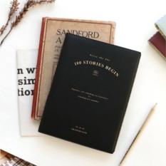 Блокнот для заметок и фотографий 100 Stories