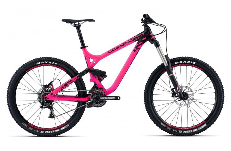 Горный велосипед Commencal Meta SX Origin (2015)