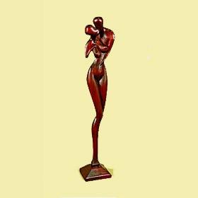 Cкульптура Ласка