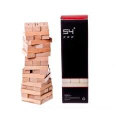Настольная игра 54 Градуса (Алкогольная башня)