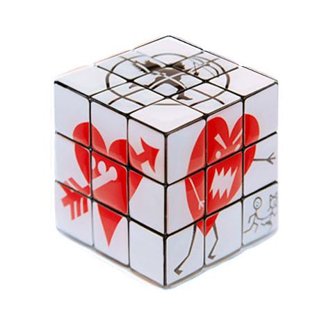 «Сердцеед». Модификация кубика Рубика