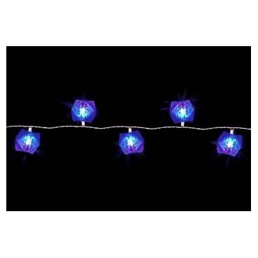Электрогирлянда LED-ламп «Сияющая льдинка»