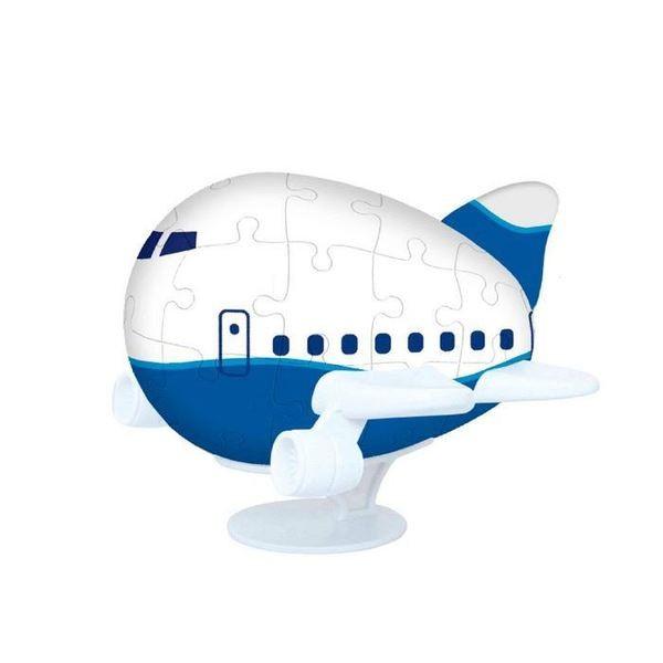 3D-пазл Шаровые. Аэроплан