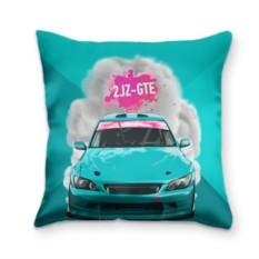 Подушка с 3D принтом 2 JZ GTE