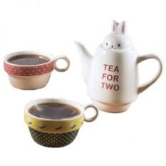 Чайный набор Зайка моя