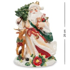 Статуэтка Pavone Дед Мороз