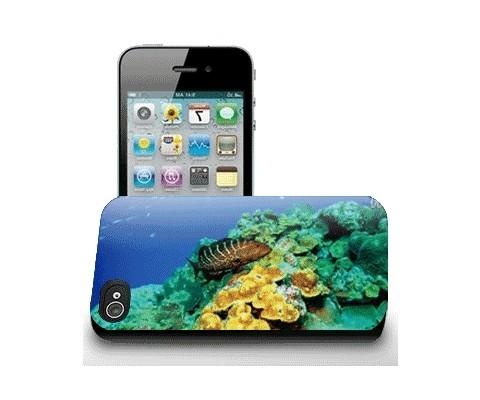 Панель для iPhone 4/4S «Рыбка»