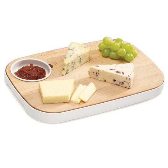 Доска для сервировки хлеба и сыра Slice&Serve