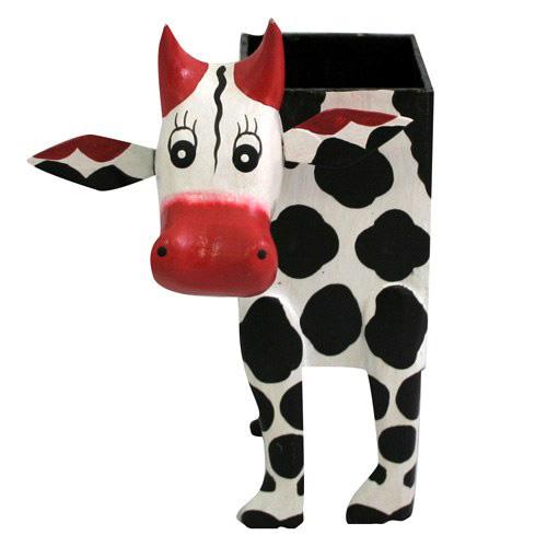 Карандашница  «Корова»