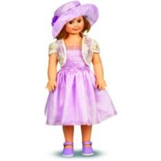 Кукла Милана в шляпе
