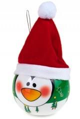 Светящееся елочное украшение Пингвин