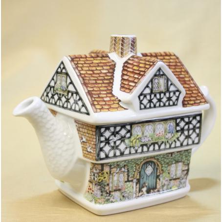 Заварочный чайник «Домик с плющом»