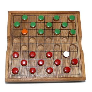 Игра «Дорожные шашки»