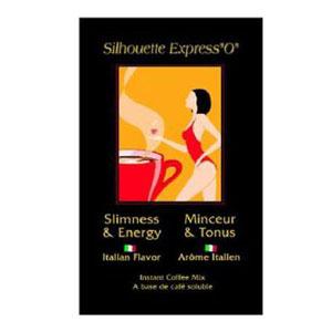Кофе для похудания Силуэт Экспресс «0»