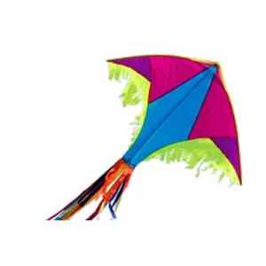 Простой воздушный змей «Павлин»