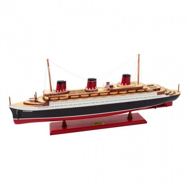 Корабль Normandie