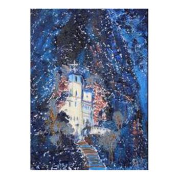 Картина «Ночное видение»