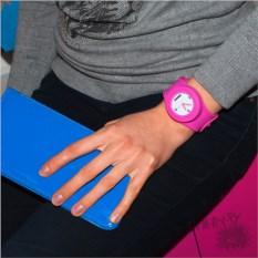 Наручные часы Slap pink
