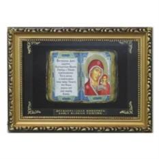 Православное панно Донская Богородица