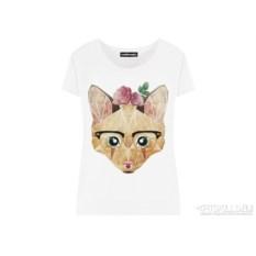Женская футболка Lady Fox