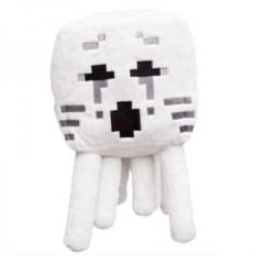 Мягкая игрушка Minecraft Гаст с черными глазами