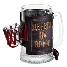 Бокал для пива Русская традиция