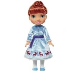 Кукла Анна, приключение Олафа. Холодное сердце (35 см)