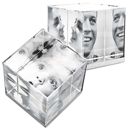 Фоторамка «Стеклянный куб»