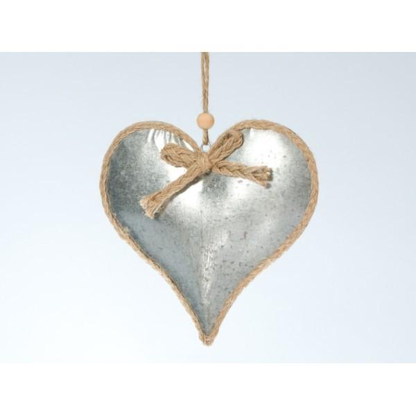 Декоративная подвеска Сердце