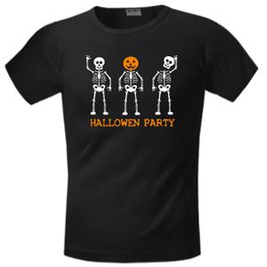 Футболка Halloween party